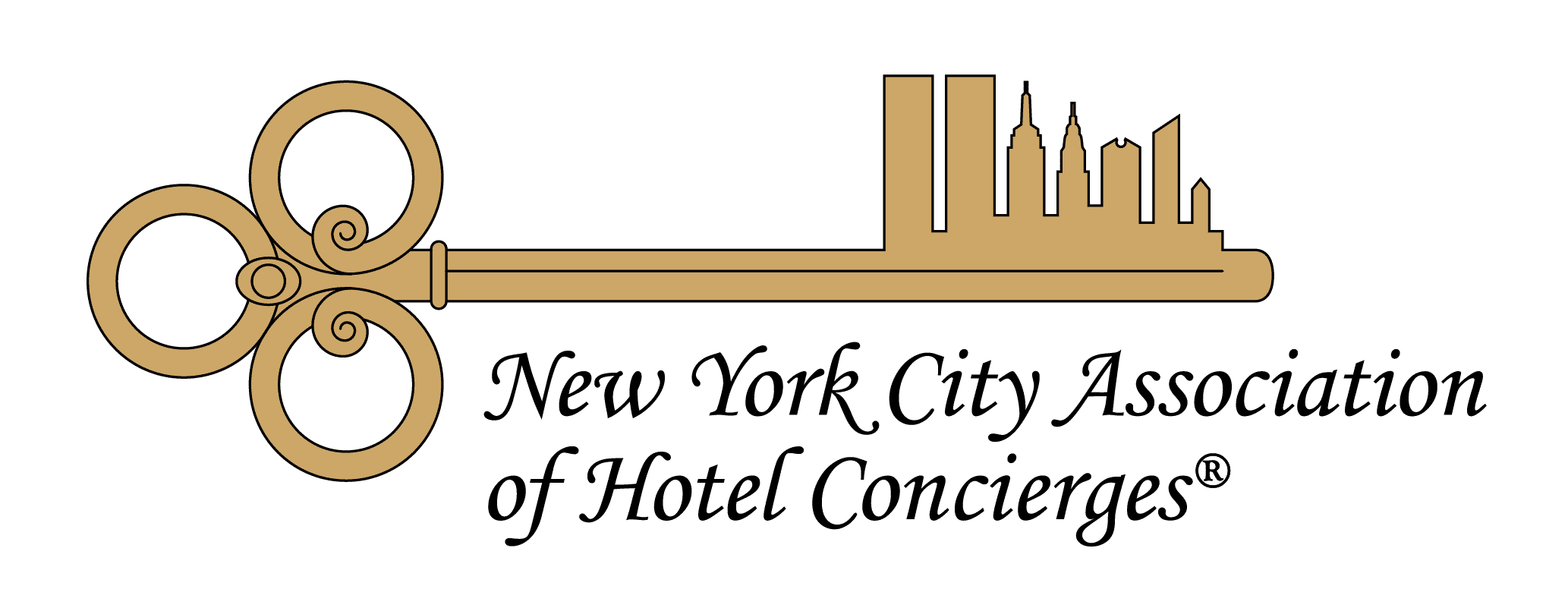 New York City Association of Hotel Concierges logo