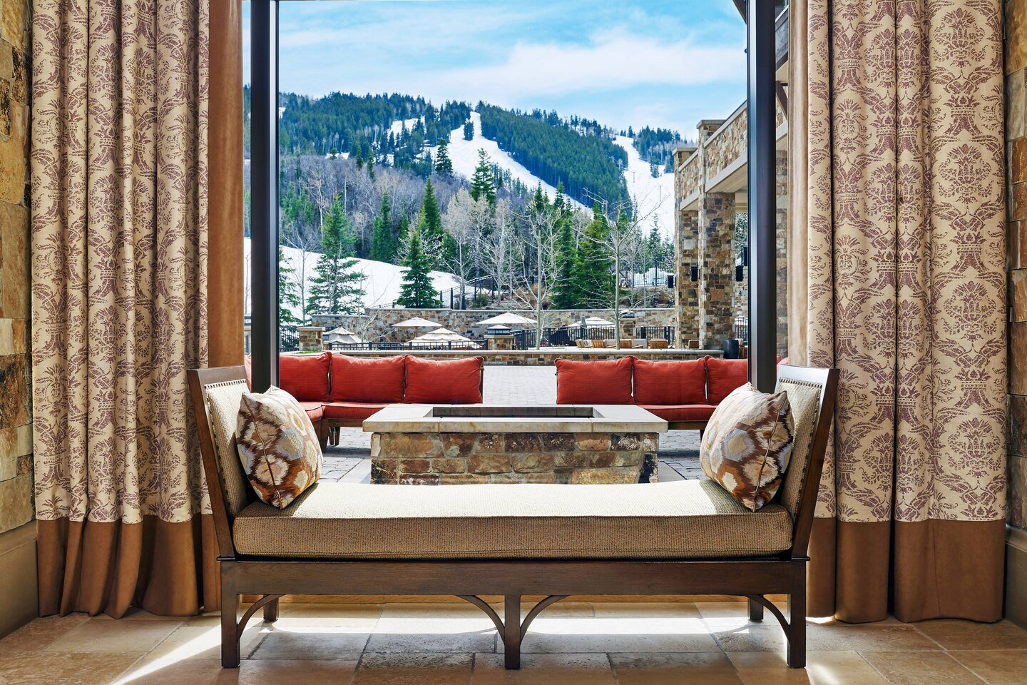 Lobby of the St. Regis Deer Valley, Park City, Utah